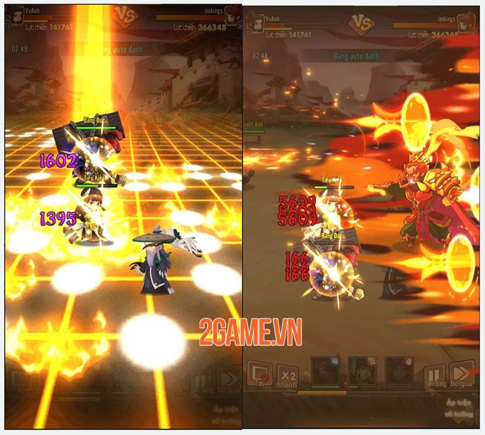 Tam Quốc Bùm Chíu 2 trở lại làng game Việt với danh xưng Tân Vương Tam Quốc Mobile 1