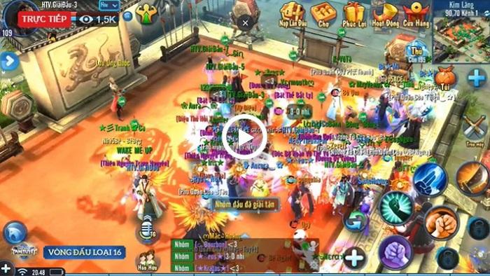 Thiện Nữ Mobile tiếp tục bật mí về Thiện Nữ 2 giữa sức nóng của giải đấu Tam Tuyệt 0