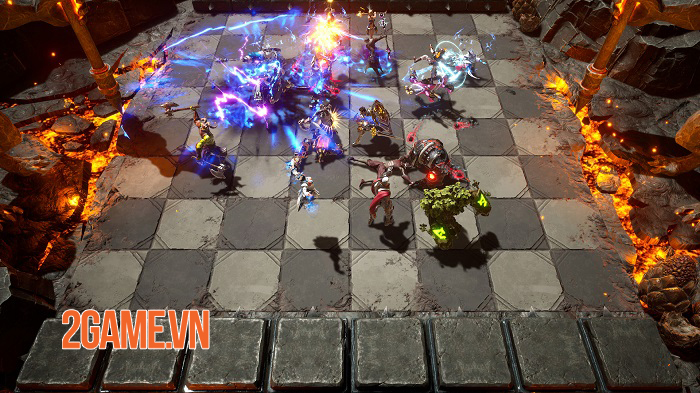 Epic Chess - Game cờ nhân phẩm mới gây ấn tượng mạnh về đồ họa 1