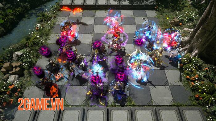 Epic Chess - Game cờ nhân phẩm mới gây ấn tượng mạnh về đồ họa 0