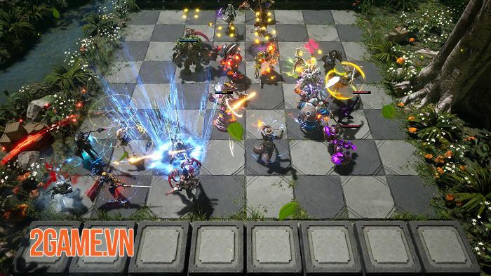 Epic Chess - Game cờ nhân phẩm mới gây ấn tượng mạnh về đồ họa 4