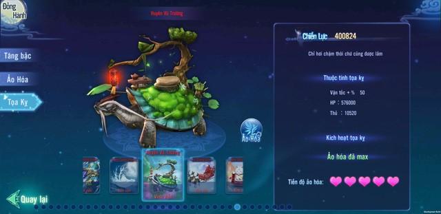 Kiếm Ma 3D mang đến một trải nghiệm độc lạ khi biến người chơi thành