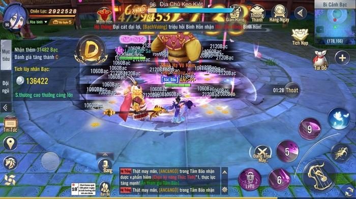 Ngạo Kiếm 3D tung giải thưởng chưa từng có trong lịch sử làng game Việt 3