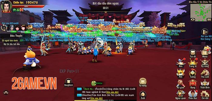 Chơi Chiến Thần 3D bạn vẫn được săn Boss nhặt đồ, PK tự do không giới hạn 4
