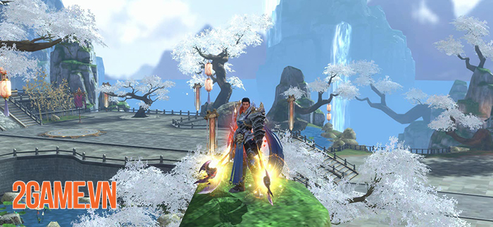Game lớn Perfect World VNG chỉ cho 4000 người may mắn chơi thử 1
