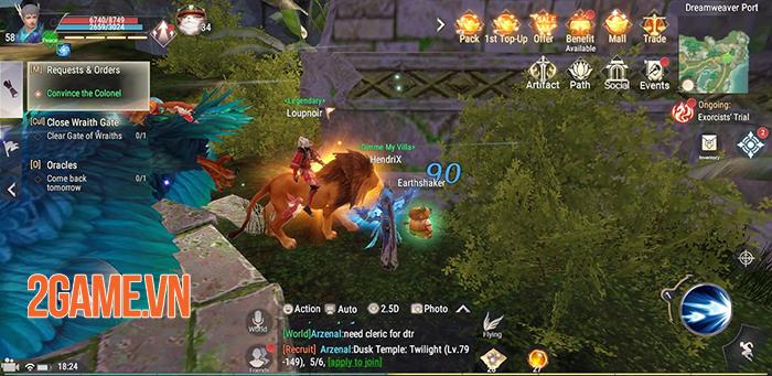 Game lớn Perfect World VNG chỉ cho 4000 người may mắn chơi thử 2