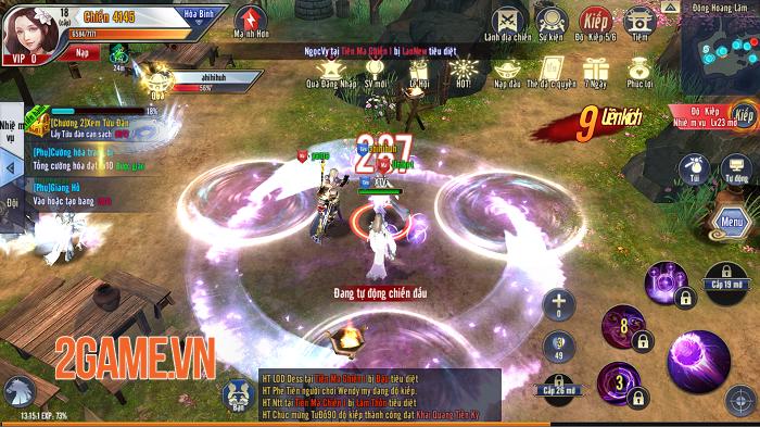 Chất chơi siêu phê của Bát Hoang Lãnh Chủ Mobile đúng là sinh ra để thành game bom tấn 4