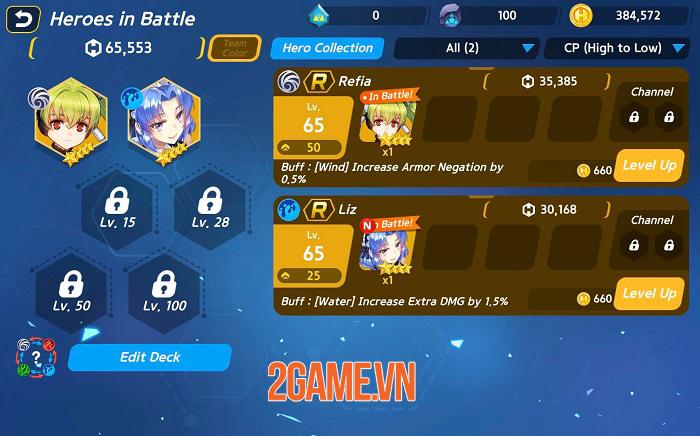 Hero Ball Z - Game bắn súng kết hợp Idle RPG có đồ họa anime cuốn hút 1