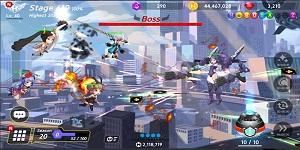 Hero Ball Z – Game bắn súng kết hợp Idle RPG có đồ họa anime cuốn hút