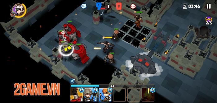 Drake n Trap - Game chiến thuật có lối chơi mới lạ và cơ chế combat chưa từng có 1