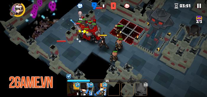 Drake n Trap - Game chiến thuật có lối chơi mới lạ và cơ chế combat chưa từng có 2