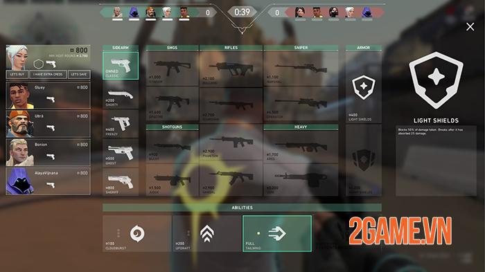 Khẽ chạm vào Valorant - Dự án game bắn súng quốc dân của Riot 3