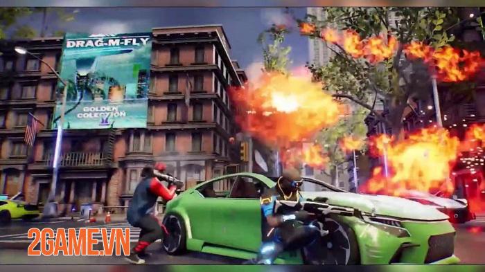 Gameloft ra mắt game mới Gang Domination với chất lượng đồ họa tuyệt hảo 3