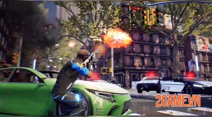 Gameloft ra mắt game mới Gang Domination với chất lượng đồ họa tuyệt hảo 2