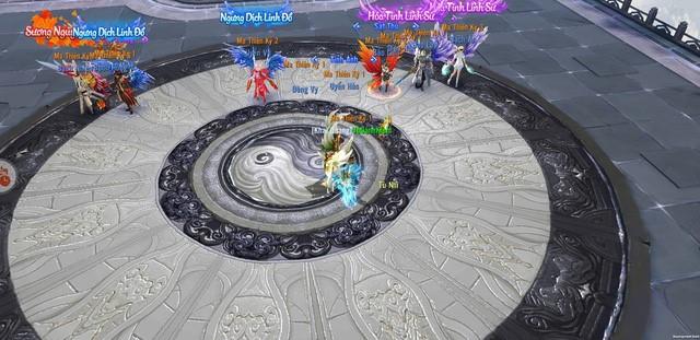 Kiếm Ma 3D tự tin là phiên bản nâng cấp hoàn hảo nhất của dòng game MMORPG 4