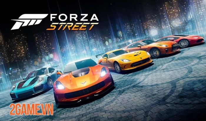 Forza Street bước vào giai đoạn đăng kí trước, hé lộ ngày ra mắt chính thức 0