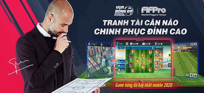 Champion Eleven về Việt Nam lấy tên Vua Bóng Đá Gamota 0