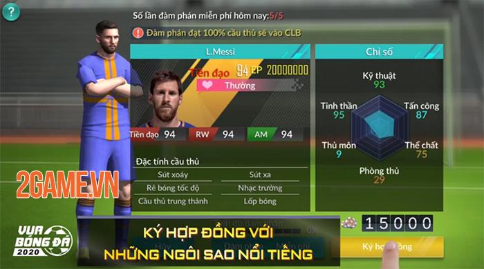Champion Eleven về Việt Nam lấy tên Vua Bóng Đá Gamota 2