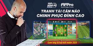 Champion Eleven về Việt Nam lấy tên Vua Bóng Đá Gamota