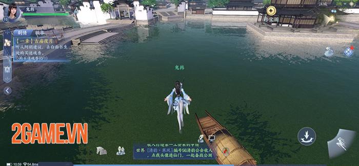 Đại Hào: Phong Vân Chí – MMORPG 3D được dự đoán là siêu phẩm của năm 2020 4