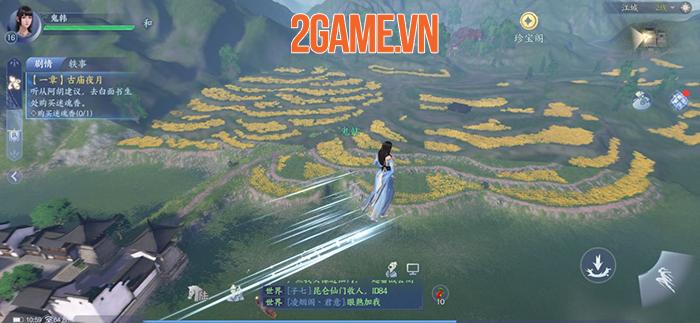 Đại Hào: Phong Vân Chí – MMORPG 3D được dự đoán là siêu phẩm của năm 2020 5