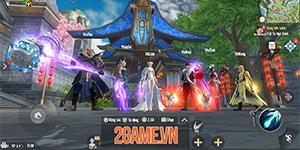 Perfect World VNG mở ra 3 tộc 6 phái cho bạn lựa chọn