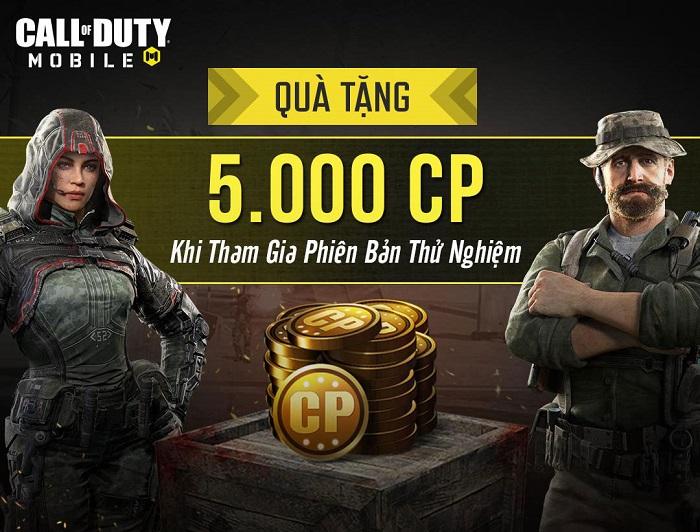 Game thủ Call of Duty: Mobile VN chăm chỉ leo rank ngay buổi thử nghiệm 1