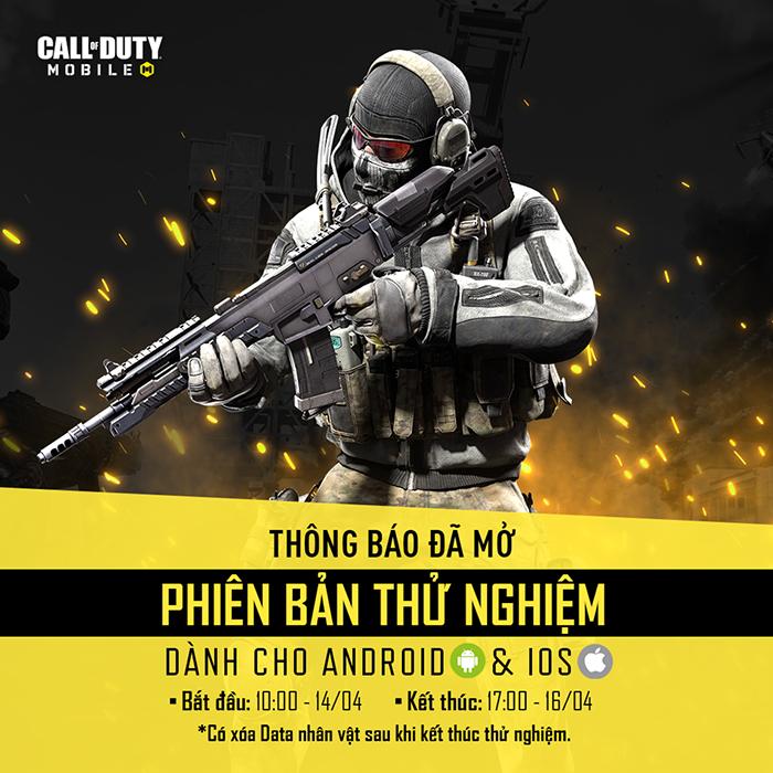 Call of Duty: Mobile VN đảm bảo tốt chất lượng trải nghiệm, Việt hóa chỉn chu 0