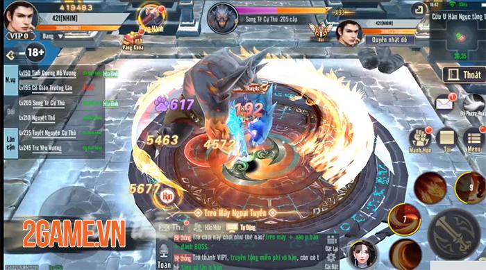Game Tuyệt Đại Song Tu sắp mở cửa thử nghiệm vào 3 ngày tới 1