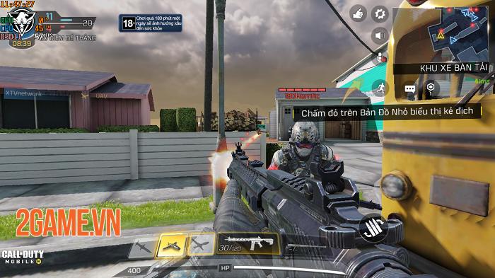 Call of Duty: Mobile VN đảm bảo tốt chất lượng trải nghiệm, Việt hóa chỉn chu 4