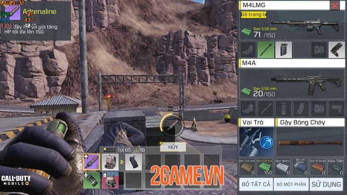 Call of Duty: Mobile VN đảm bảo tốt chất lượng trải nghiệm, Việt hóa chỉn chu 5