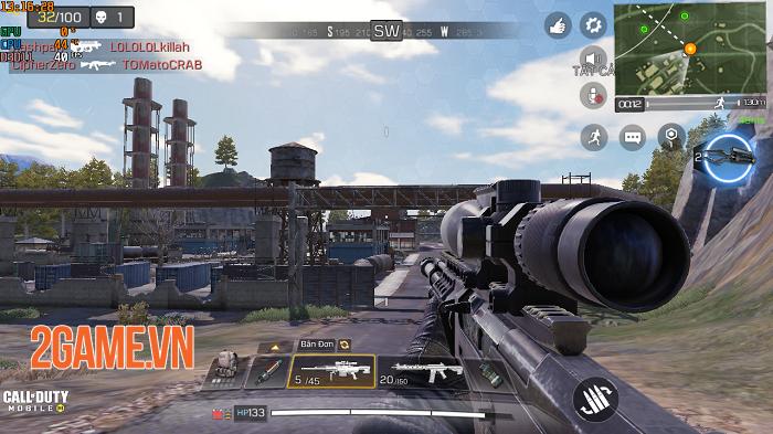 Call of Duty: Mobile VN đảm bảo tốt chất lượng trải nghiệm, Việt hóa chỉn chu 2