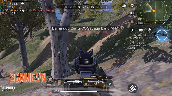 Call of Duty: Mobile VN đảm bảo tốt chất lượng trải nghiệm, Việt hóa chỉn chu 6