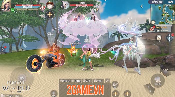 Game thủ đồn đoán về ngày ra mắt chính thức của Perfect World VNG 2