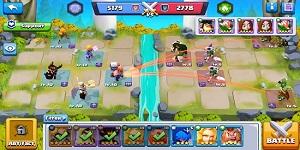 Idle Oasis: Eternal – Game Idle RPG 3D có lối chơi nhanh và thú vị