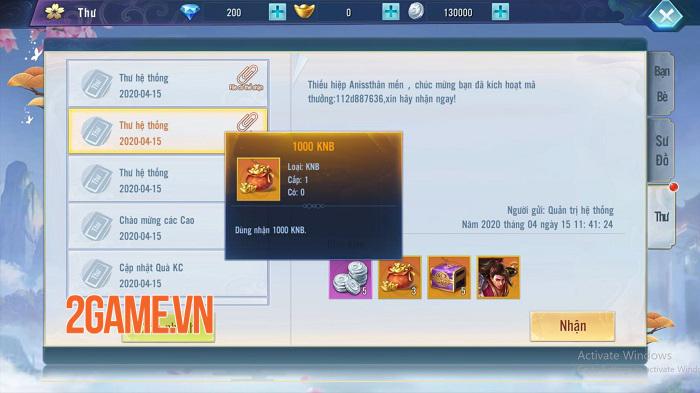 Game thủ Ngạo Kiếm 3D cắm mặt cày cuốc quên thời gian trong ngày ra mắt chính thức 5