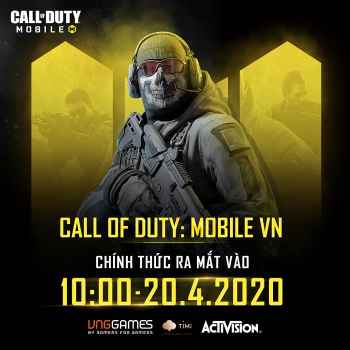 Call of Duty: Mobile VN bất ngờ công bố thời gian mở cửa chính thức 0