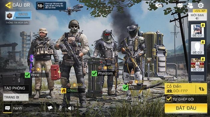 Call of Duty: Mobile VN bất ngờ công bố thời gian mở cửa chính thức 2