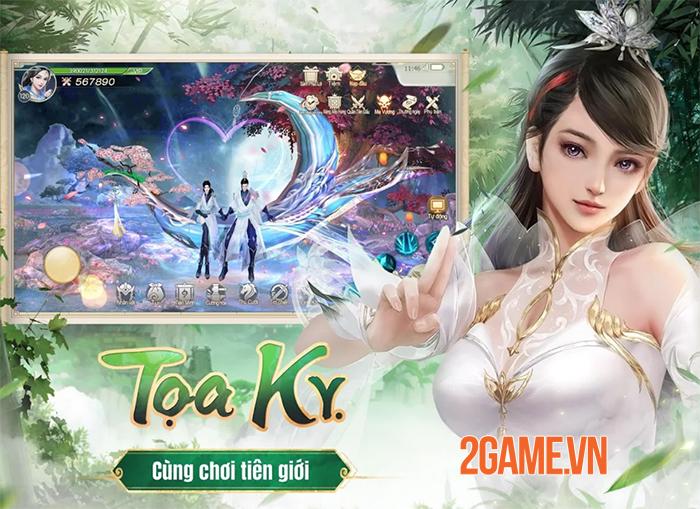 Jade Sword - Tiên Hiệp Truyền Kỳ sắp đến tay game thủ Việt 4
