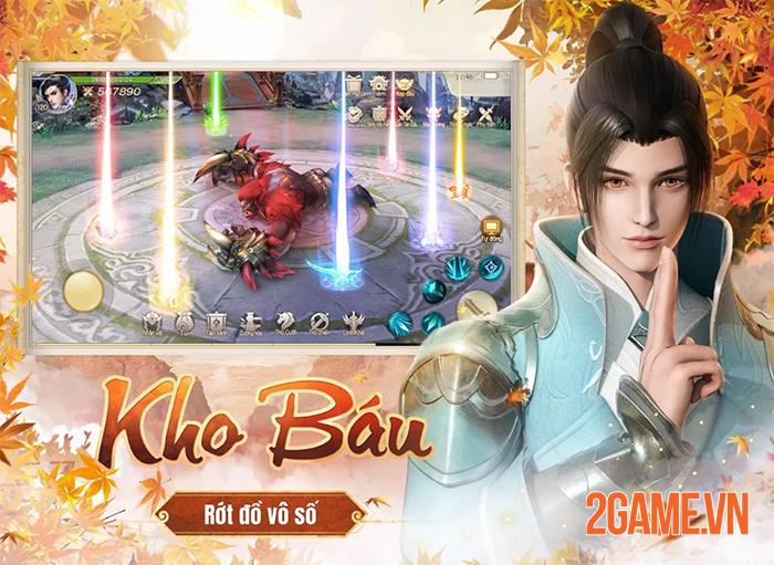 Jade Sword - Tiên Hiệp Truyền Kỳ sắp đến tay game thủ Việt 2