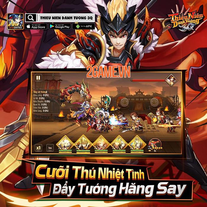 Top game Tam Quốc đáng chơi nhất năm 2020 4