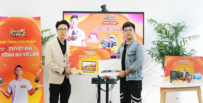 Giang Hồ Chi Mộng trao tặng loạt quà khủng khi kết thúc chuỗi sự kiện ra mắt 1