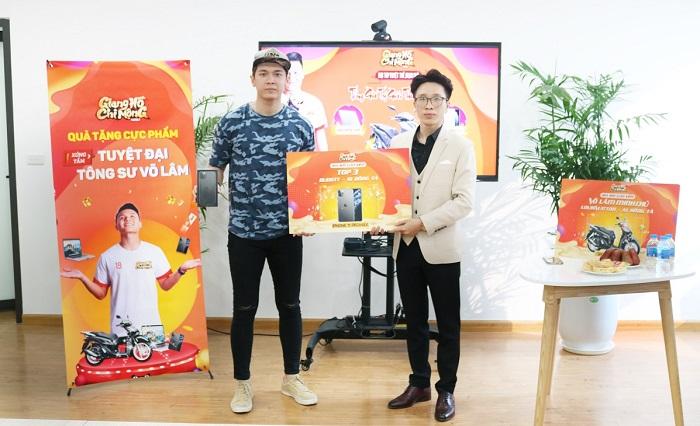 Giang Hồ Chi Mộng trao tặng loạt quà khủng khi kết thúc chuỗi sự kiện ra mắt 5