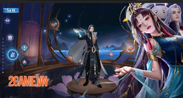 Ảnh Linh - môn phái thứ 11 mới toanh sắp được Thiện Nữ 2 trình làng 0