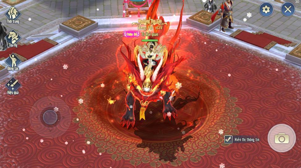 Haiquan - Nhân vật có tầm ảnh hưởng khủng khiếp bậc nhất trong Tình Kiếm 3D 4