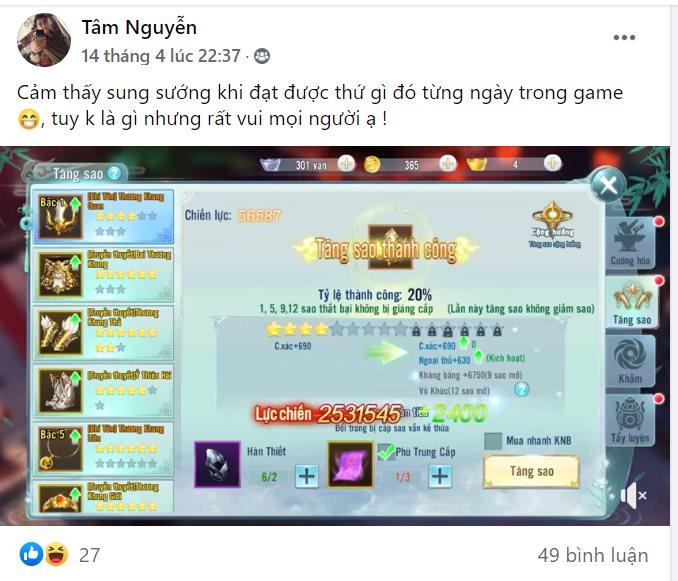 Game thủ Nhất Kiếm Giang phát động thông điệp Stay Home chống dịch 1