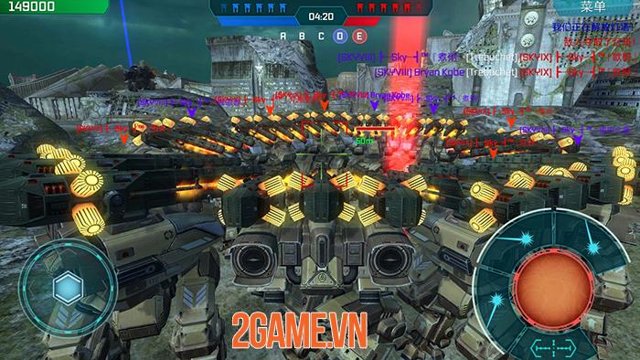 Cảm nhận game War Robots: Cuộc chiến của những chiến binh giáp sắt mạnh mẽ 7