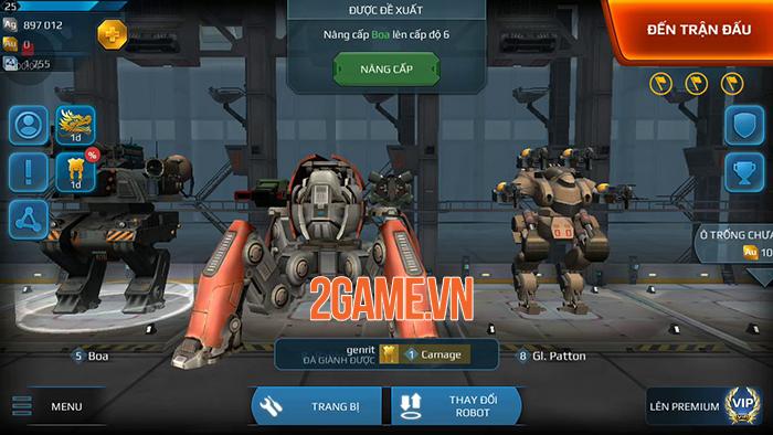 Cảm nhận game War Robots: Cuộc chiến của những chiến binh giáp sắt mạnh mẽ 1