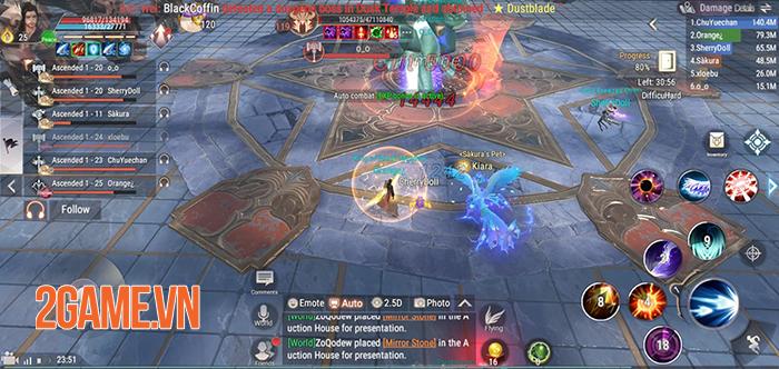 Lối chơi của Perfect World VNG dù quen thuộc nhưng đầy sáng tạo 5