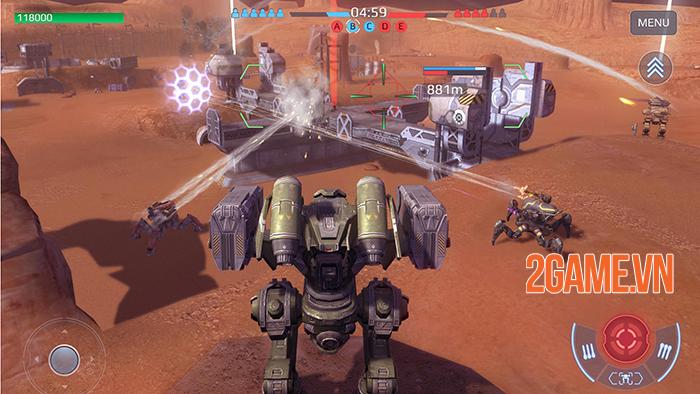 Top 14 game bắn súng hành động lấy bối cảnh quân sự hiện đại 3